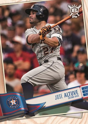 2019 Topps Big League Baseball Cards 3