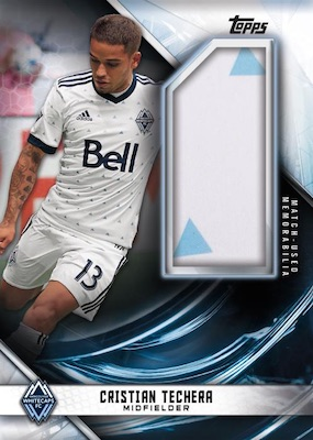 2019 Topps MLS Major League Soccer Soccer Cards 7