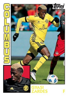 2019 Topps MLS Major League Soccer Soccer Cards 5