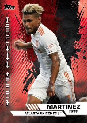 2019 Topps MLS Major League Soccer Soccer Cards 6