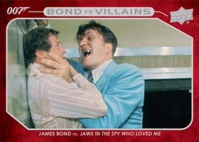 2019 Upper Deck 007 James Bond Collection Trading Cards 6