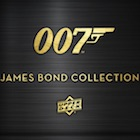 2019 Upper Deck 007 James Bond Collection Trading Cards