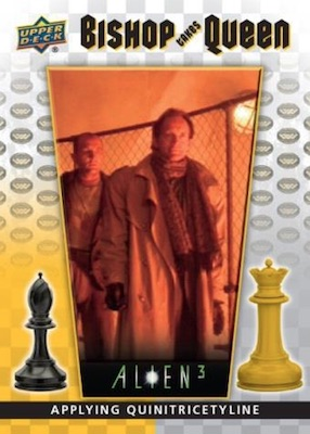 2019 Upper Deck Alien 3 Trading Cards 2
