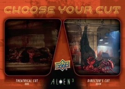 2019 Upper Deck Alien 3 Trading Cards 5