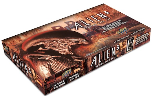 2019 Upper Deck Alien 3 Trading Cards 3