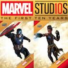 2019 Upper Deck Marvel Studios First Ten Years NonSport