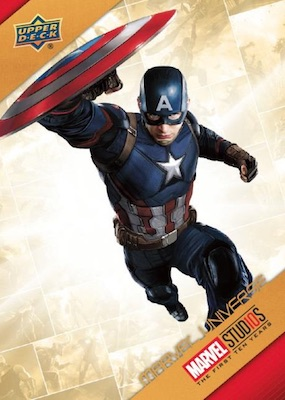 2019 Upper Deck Marvel Studios First Ten Years Trading Cards 3