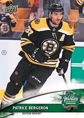 2019 Upper Deck Winter Classic Hockey Cards 3