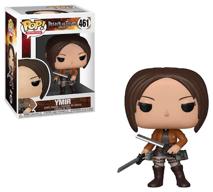 Ultimate Funko Pop Attack on Titan Figures Checklist and Gallery 18