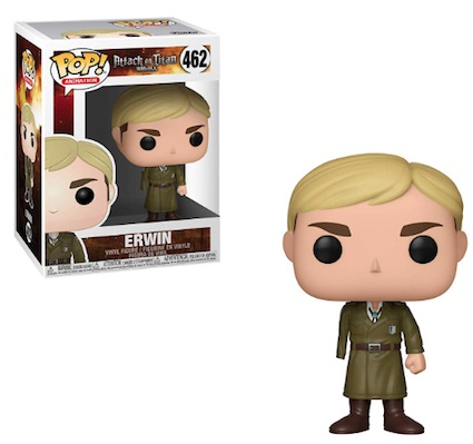 Ultimate Funko Pop Attack on Titan Figures Checklist and Gallery 19
