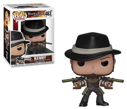 Ultimate Funko Pop Attack on Titan Figures Checklist and Gallery 20