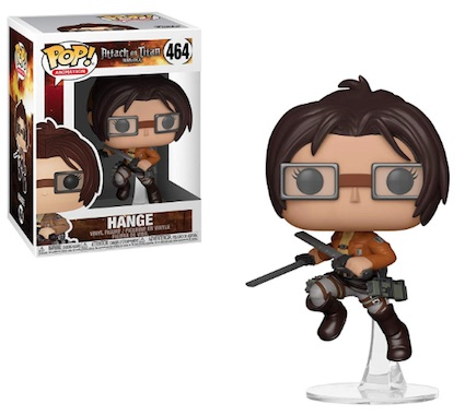 Ultimate Funko Pop Attack on Titan Figures Checklist and Gallery 21