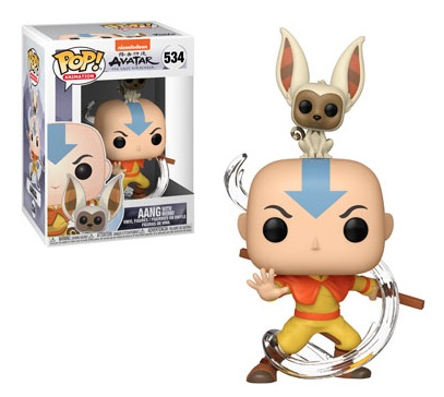 Funko Pop Avatar The Last Airbender Checklist, Set Gallery