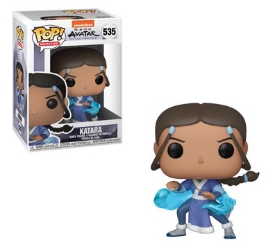 Funko Pop Avatar The Last Airbender Figures 2