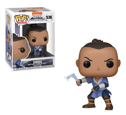 Funko Pop Avatar The Last Airbender Figures 5