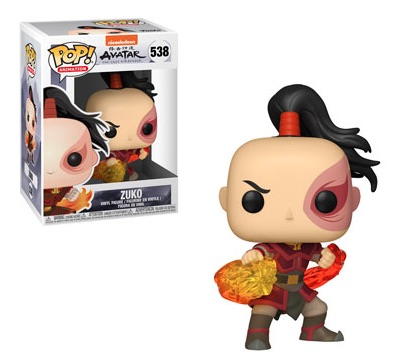 Funko Pop Avatar The Last Airbender Figures 7