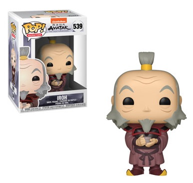 Funko Pop Avatar The Last Airbender Figures 9