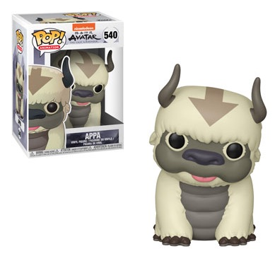 Funko Pop Avatar The Last Airbender Figures 8