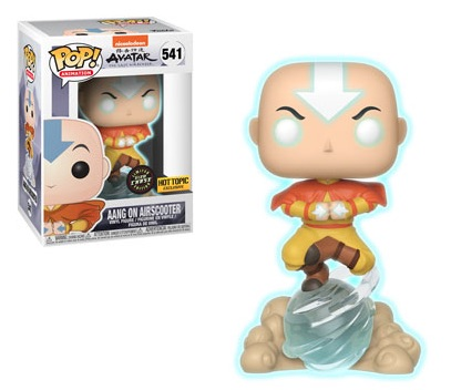 Funko Pop Avatar The Last Airbender Figures 12