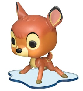 Funko Pop Bambi Vinyl Figures 7