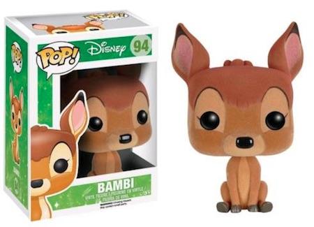 Funko Pop Bambi Vinyl Figures 3