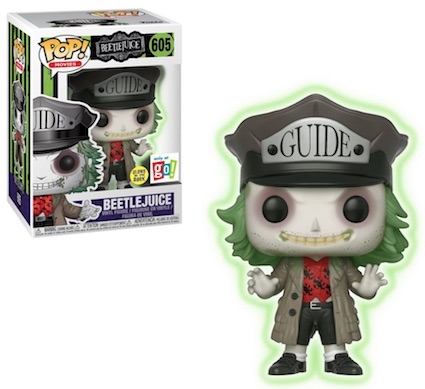 Funko Pop Beetlejuice Vinyl Figures 6