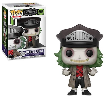 Funko Pop Beetlejuice Vinyl Figures 5