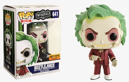 Ultimate Funko Pop Beetlejuice Figures Gallery and Checklist 7
