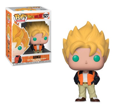Ultimate Funko Pop Dragon Ball Z Figures Checklist and Gallery 74