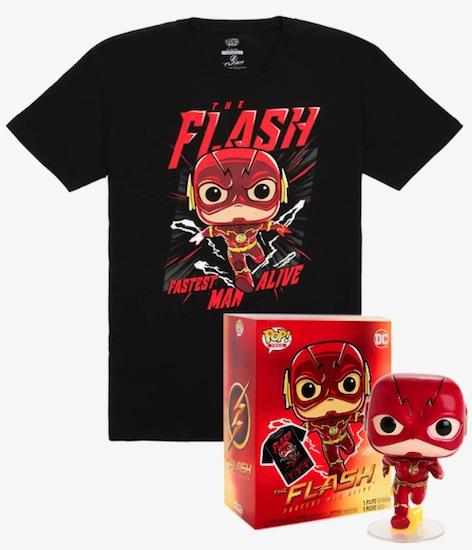 Funko Pop Flash TV Vinyl Figures Guide and Gallery 16