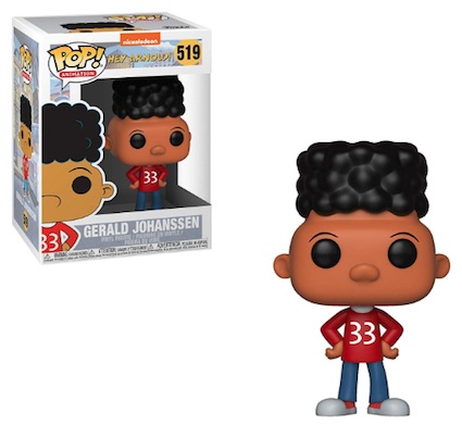 Funko Pop Hey Arnold Vinyl Figures 5
