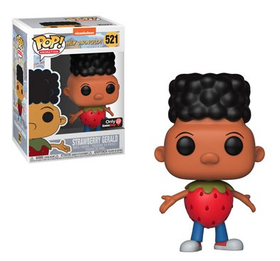 Funko Pop Hey Arnold Vinyl Figures 7