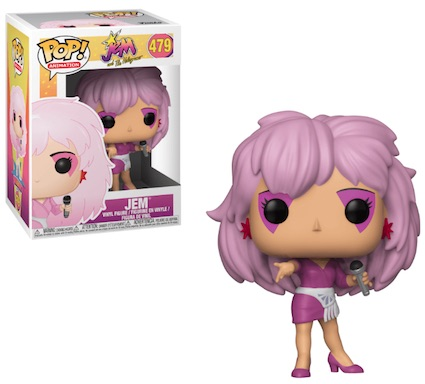 Funko Pop Jem and the Holograms Figures 2