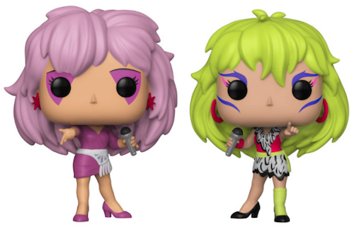 Funko Pop Jem and the Holograms Figures 1