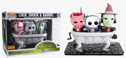 Ultimate Funko Pop Nightmare Before Christmas Figures Checklist and Gallery 53