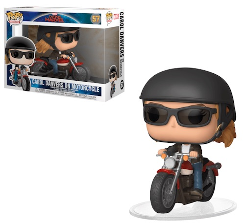 Funko Pop Captain Marvel Movie Figures 26