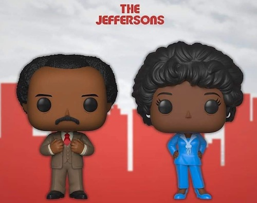 Funko Pop The Jeffersons Vinyl Figures 1