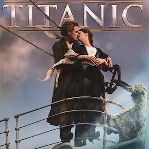 Titanic Rose /& Jack US Exclusif Pop Vinyle 2 Pk