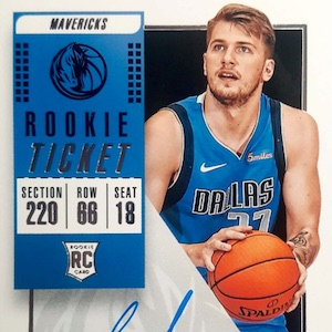 7f61dfb39d5 Luka Doncic Cards Hot List