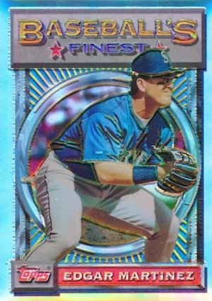Ed to the Hall! Top 10 Edgar Martinez Baseball Cards 9