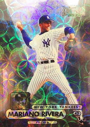 1st Unanimous HOF Selection! Top Mariano Rivera Cards 6