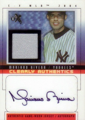 1st Unanimous HOF Selection! Top Mariano Rivera Cards 7