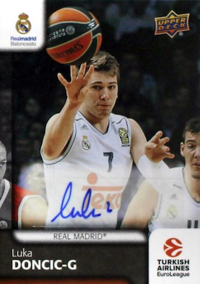 Top Luka Doncic Rookie Cards to Collect 34