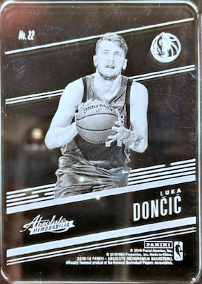 Top Luka Doncic Rookie Cards to Collect 13