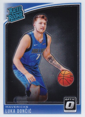 Top Luka Doncic Rookie Cards to Collect 1