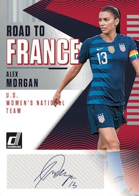 2018-19 Donruss Soccer Cards 9