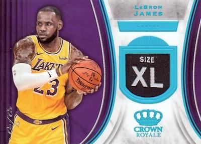 2018-19 Panini Crown Royale Basketball Cards 7