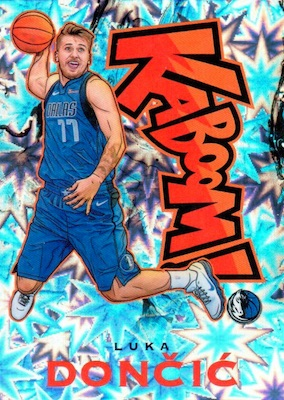 Top Luka Doncic Rookie Cards to Collect 15