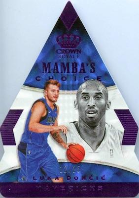 2018-19 Panini Crown Royale Basketball Cards 30