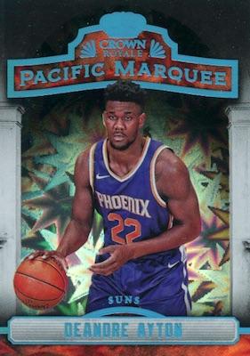 2018-19 Panini Crown Royale Basketball Cards 31